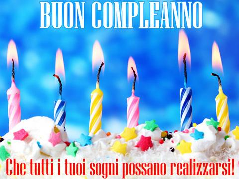 Buon Compleanno Immagini E Frasi Per Auguri Su Whatsapp E