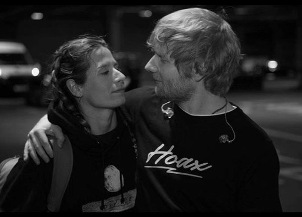 «Ed Sheeran si è sposato in segreto» 4e2df7c01e4f