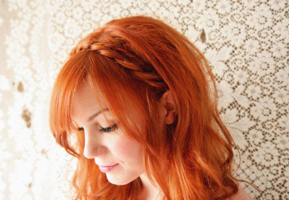 Sposa chiede alla damigella di tingersi i capelli rossi ...