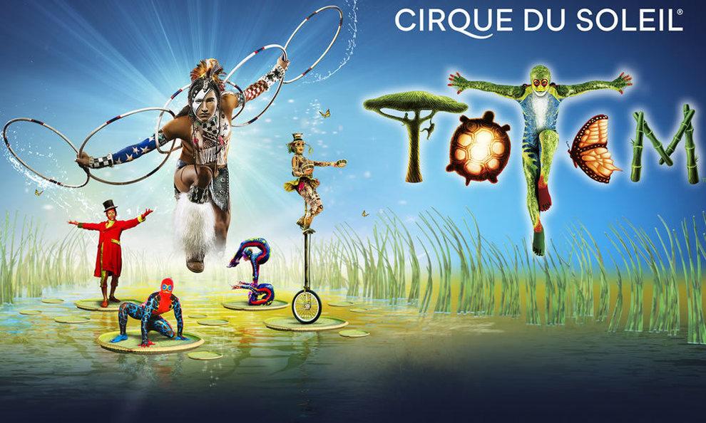 Image result for totem cirque du soleil a roma