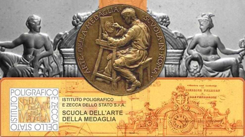 Roma, la Scuola d&#39;<b>Arte</b> della Medaglia in cerca di incisori: il bando scade il 14 settembre