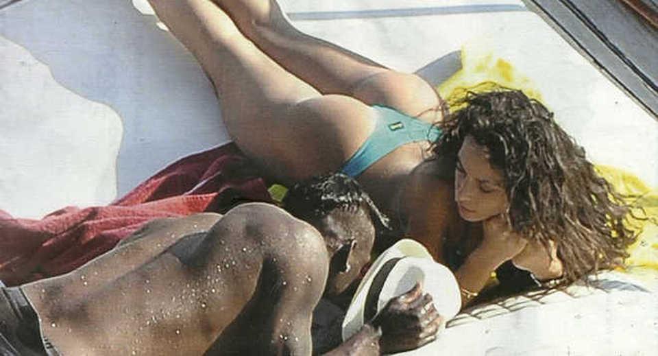 Mario Balotelli e Raffaella Fico, week-end in barca con Pia prima della tragedia