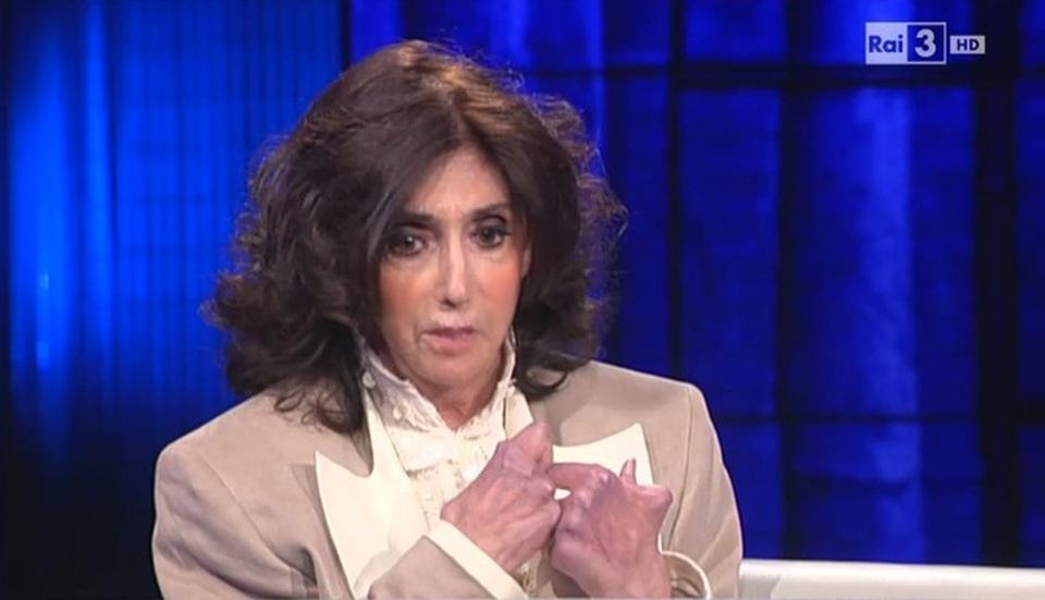 Anna Marchesini torna in teatro e commuove da Fazio: Non ho ancora capito perché si sta in vita ma ci sto