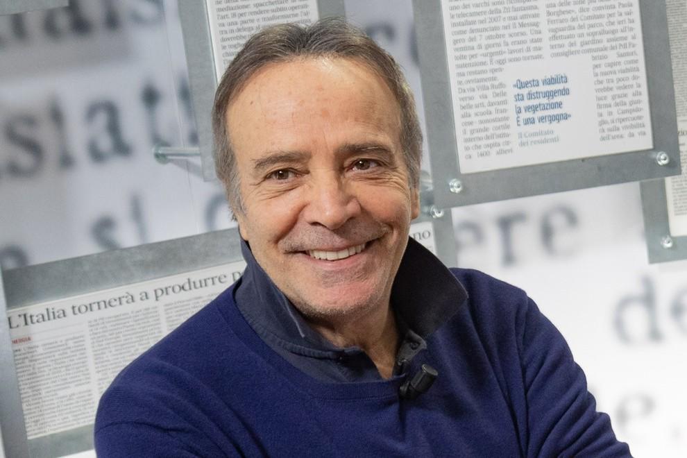 Enrico Montesano a Domenica In con Mara Venier, l'aneddoto hot ...