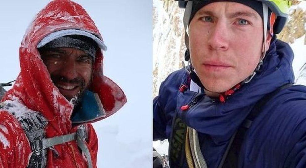 daniele nardi  Daniele Nardi e Tom Ballard, avvistate due sagome sul Nanga Parbat