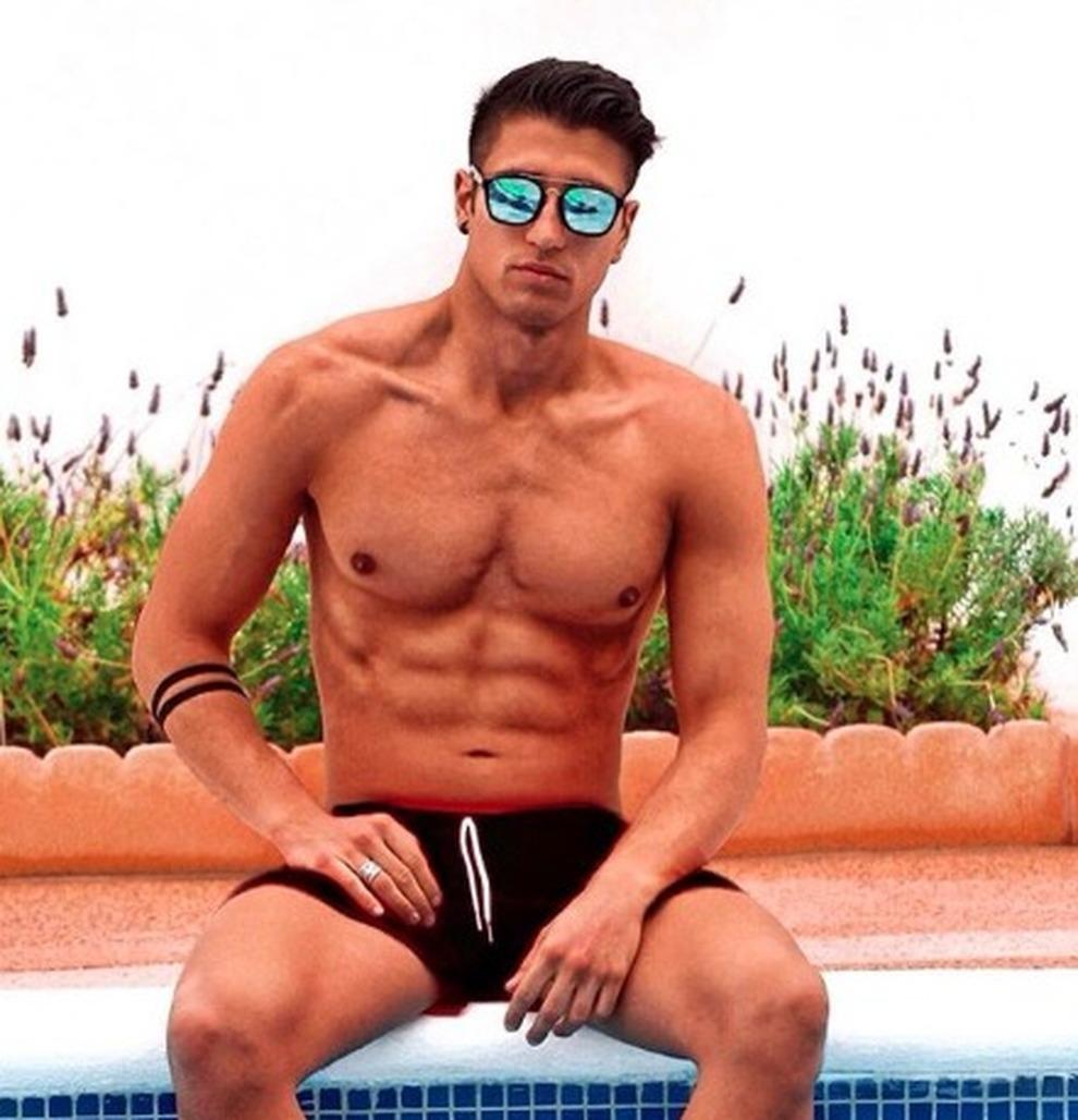 Tyler Saint gay sesso