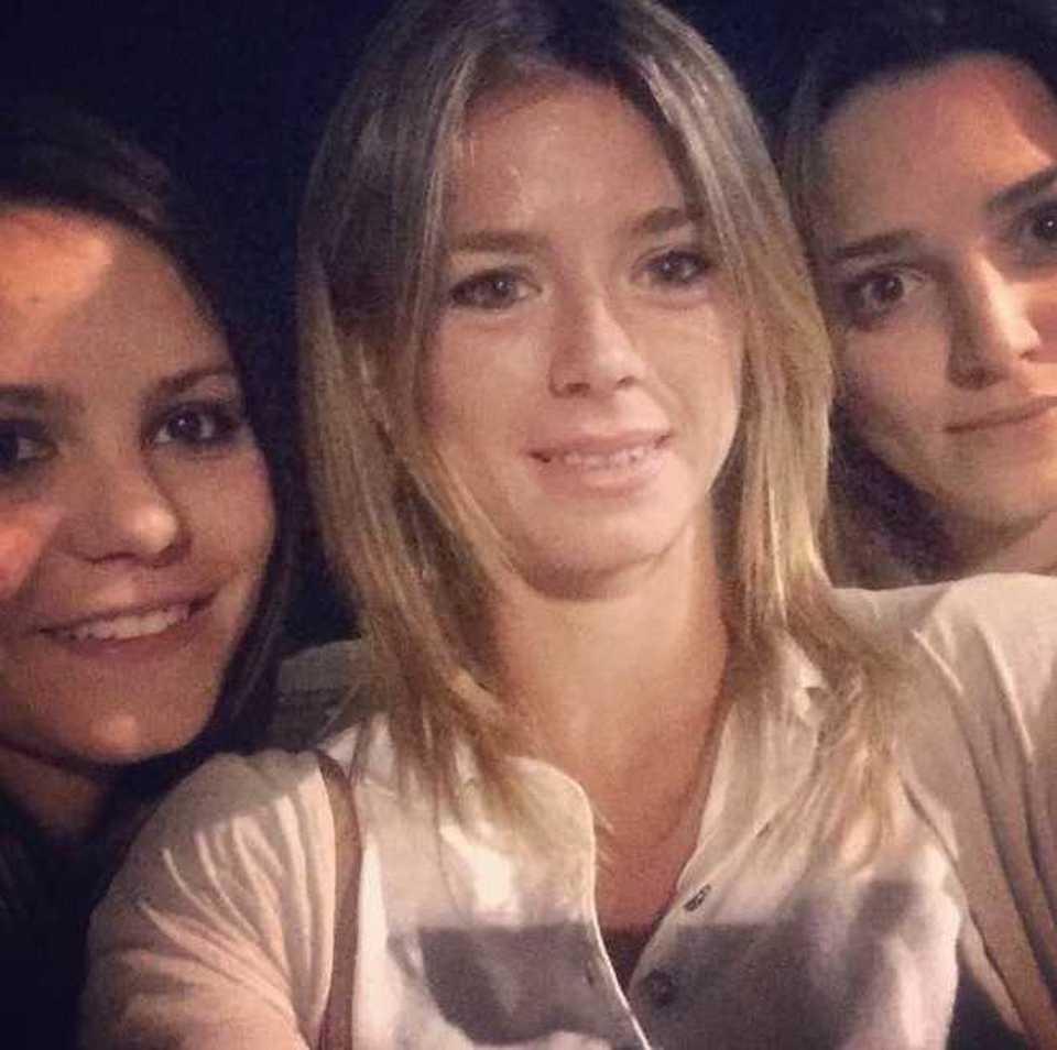 Notte brava e giro nel centro di Roma per Camila Giorgi, Azarenka e Kvitova