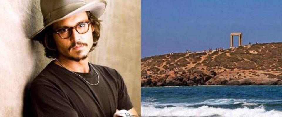 Grecia in saldo, Johnny Depp compra l'isolotto di Strongyli a prezzo stracciato: ecco quanto ha speso -LEGGI