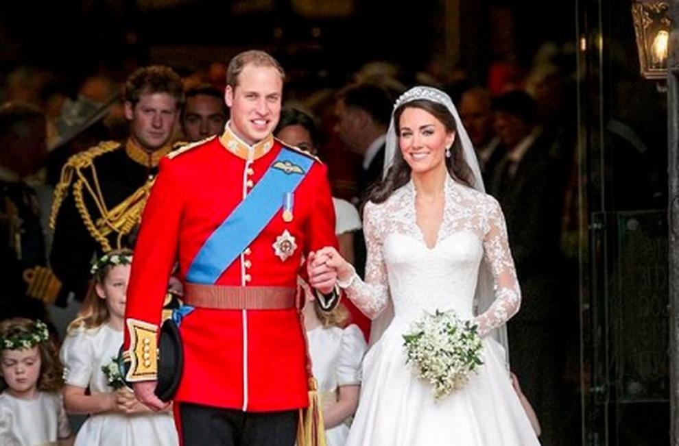 Anniversario Matrimonio Kate E William.Kate Middleton E William Oggi Sono 9 Anni Di Matrimonio Il Post