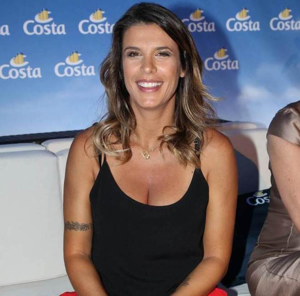 Elisabetta canalis incinta forme morbide al festival canalis - Ragazze diva futura ...
