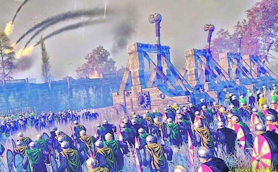 Total War Attila: atrocità e distruzione
