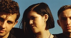 The xx live a Milano