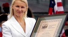 Tennis in lutto per Jana Novotna