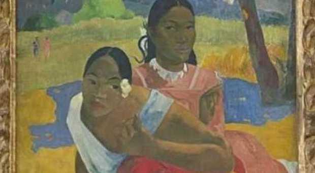 Un gauguin il quadro pi costoso del mondo venduto per for Alto pericolo il tuo account e stato attaccato