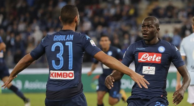 Lazio-Napoli 1-3 La Diretta Vantaggio di de Vrij: Koulibaly, Callejon e Mertens ribaltano