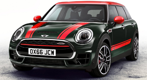 La Mini John Cooper Works Clubman