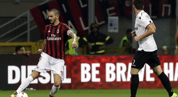 Goleada del Milan: 6-0 allo Shkendija, qualificazione archiviata