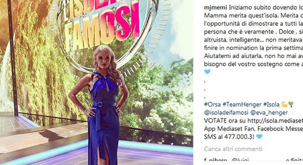 Eva Henger In Nomination Ira Di Mercedesz Non Lo Meritava Deve b97146b3e73a