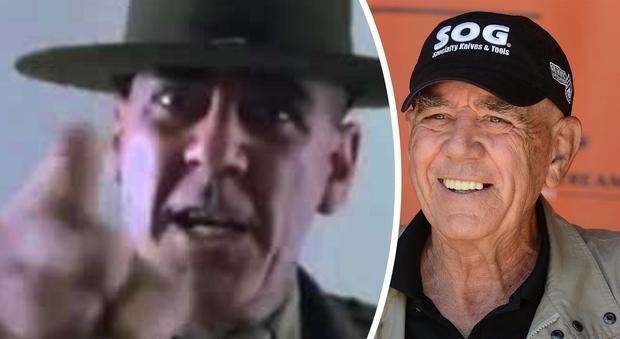 Addio al sergente Hartman di Full Metal Jacket: R. Lee Ermey aveva 74 anni