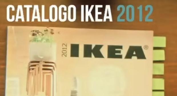 Ikea svelato il complotto dietro il catalogo che arriva - Case ikea prefabbricate italia ...