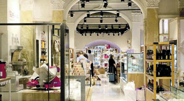 Autogrill apre il mercato del duomo in galleria quattro for Piani a quattro piani