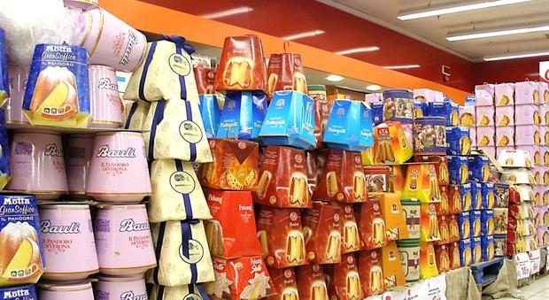 Prodotti tipici nei supermercati e decorazioni roma gi for Prodotti tipici romani