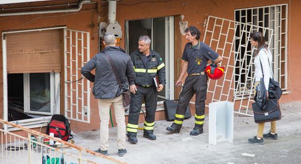 Esplode contatore del gas in casa gravi due tecnici - Contatore gas in casa ...