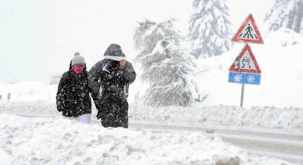 """Meteo, arriva la neve in pianura al Nord: """"Evento raro, ma ci sarà"""". Ecco le previsioni"""