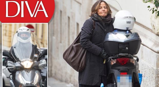 Emanuela mauro la moglie del premier paolo gentiloni che - Diva e donne giornale ...