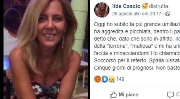 Totti-Ilary, che litigata al ristorante: gestacci e parole grosse durante la cena