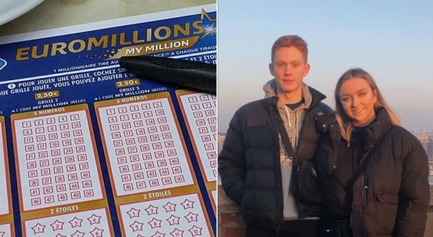 La coppia vince alla lotteria ma non avrà il premio da 210 milioni di euro per un errore clamoroso