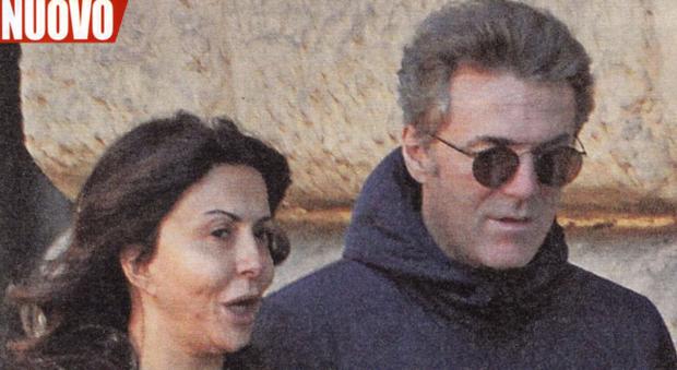 Sabrina ferilli passeggiata senza trucco con il fidanzato - Divi senza trucco ...