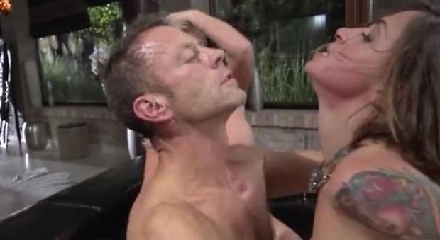 porno siffredi malena doppio anale
