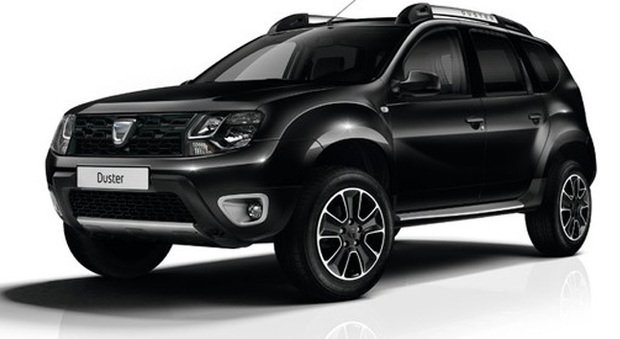 La Dacia Duster Black Shadow