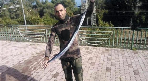 Il russo che pesca 3.1 che dà lesperienza