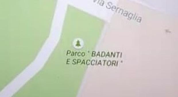 Parco badanti e spacciatori cos il giardino ha for Giardino e nome collettivo