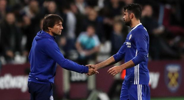 """Diego Costa, sfogo choc: """"Io trattato da Conte e dal Chelsea come un criminale"""""""