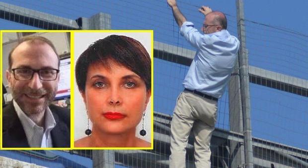 Lancia la figlia dal viadotto e si suicida. Il negoziatore: «Ludovica Filippone era sotto choc, è volata giù senza reagire»