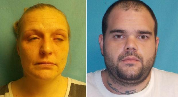 Cercano di venedere il figlio di 5 mesi su internet a 3000 dollari, coppia arrestata