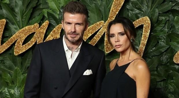David Beckham, tunnel segreto sotto casa per paura di ...