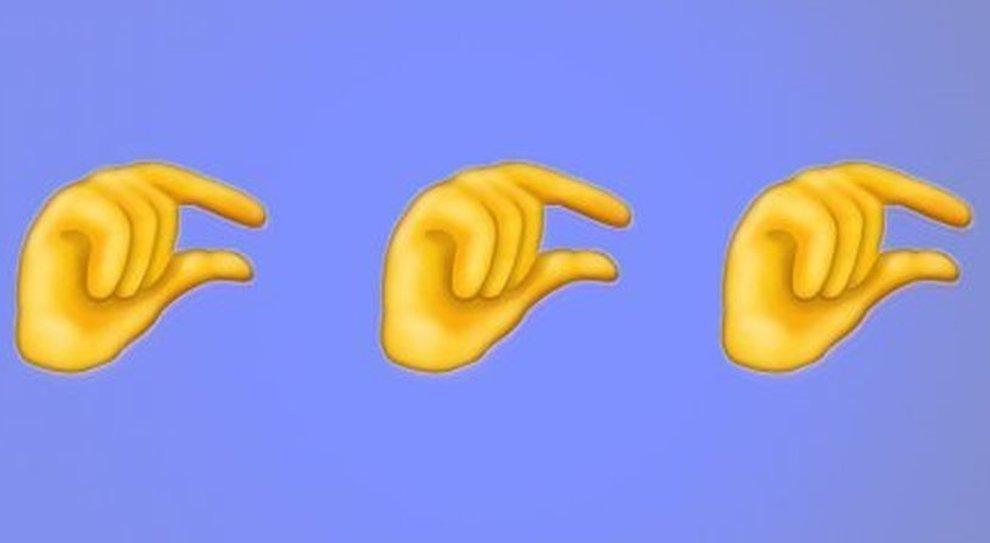 Tutte le nuove emoticon anche quella della lunghezza del pene