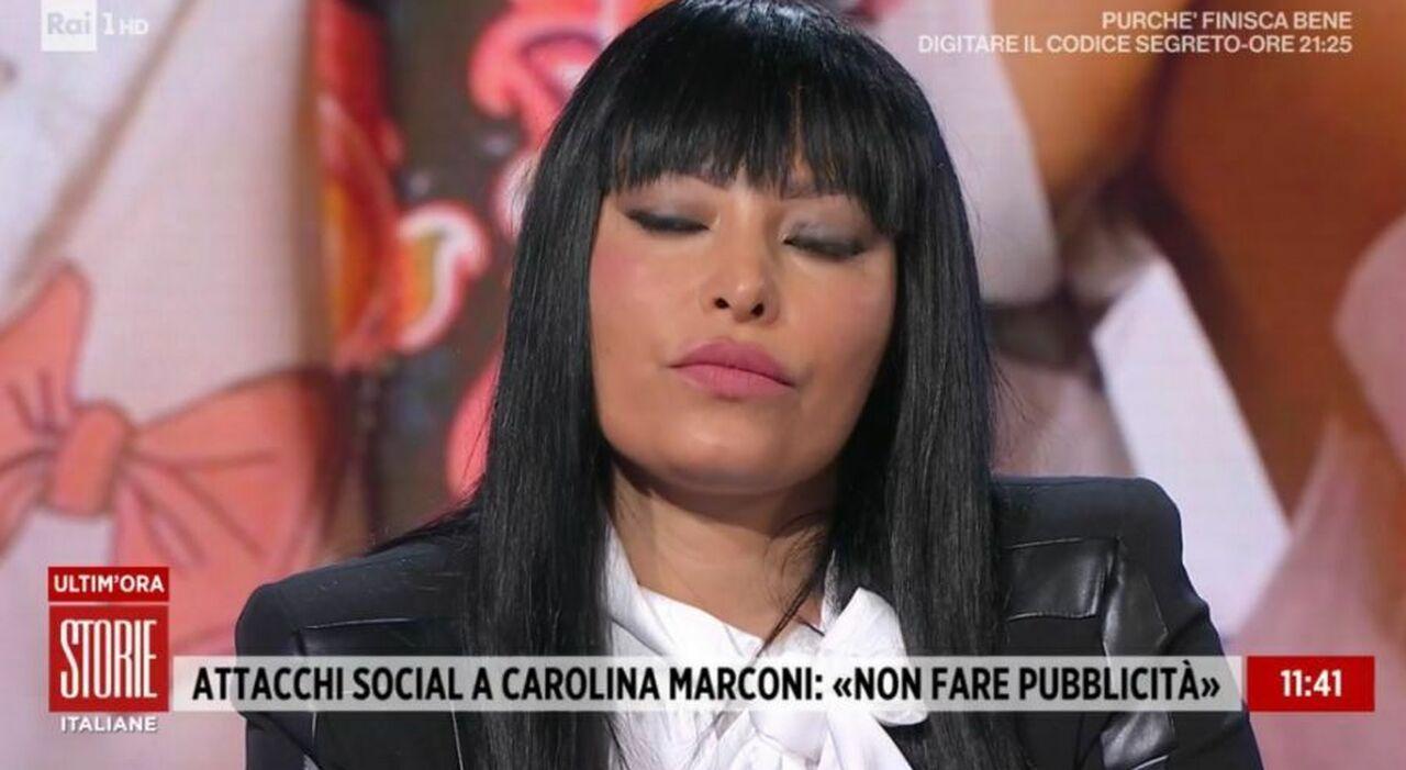 Carolina Marconi a Storie Italiane: «Quando sarò guarità diventerò madre a  qualunque costo, anche adottando. Me lo merito»