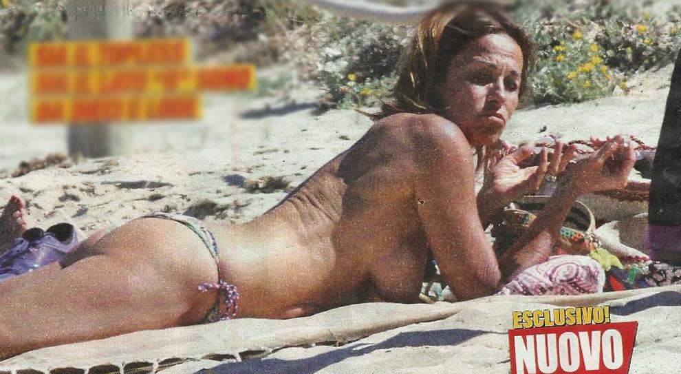 Cristina nackt Parodi Cristina Parodi: