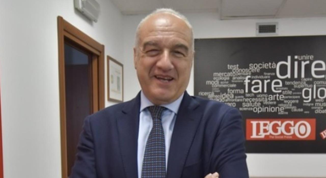 Enrico Michetti a Leggo: «Per il rilancio non basta il turismo, serve una  banca al servizio di Roma»