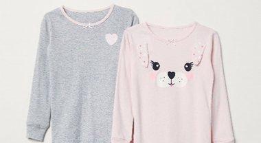noi sporchi grandi affari 2017 davvero comodo H&M ritira dal mercato i pigiami per bambini: «Sono infiammabili ...