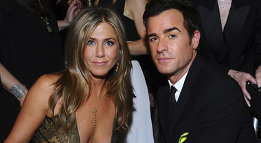 Jennifer Aniston torna single: con Justin Theroux è finita. Erano sposati da tre anni