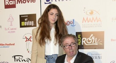 La figlia di Francesco Nuti: Sono maggiorenne, mi prendo