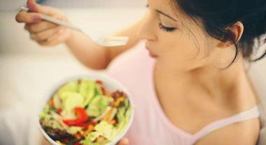 ingrasso i primi giorni di dieta