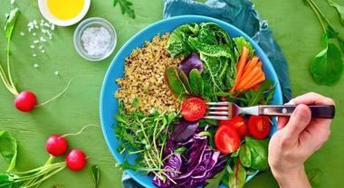 vitamina d nella dieta vegana
