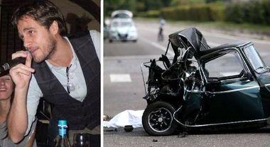 Ucciso dal Van guidato da un ubriaco a Milano. Luca aveva 31 anni, andava dalla fidanzata